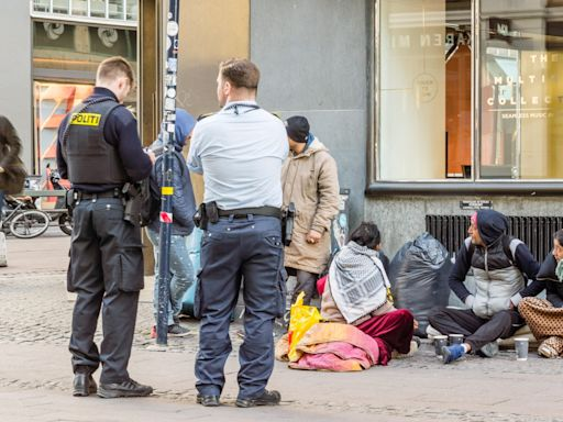 Denmark attacked for decision to house Syrian migrants stripped of residency permits in camps