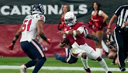 Texans' losing streak hits six with 31-5 loss to Cardinals