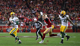 Injuries, environment create monumental task for Packers in San Francisco