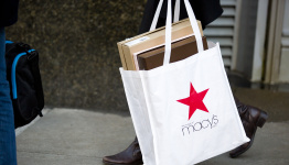 Macy's soars on report of rival's e-commerce valuation