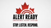 Alert Ready test coming to wireless devices on today