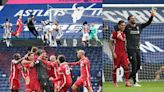 英超戰報|門將艾利臣補時5分鐘頭槌破網 利物浦2:1奇蹟破西布朗 | 蘋果日報
