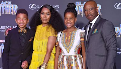 Angela Bassett Says She's the 'Good Cop' in Raising Twins with Husband Courtney B. Vance