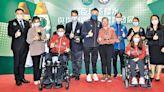 「神奇父母」撐起殘障運動員