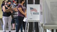A look at early exit poll data in California recall election