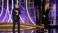 Kate McKinnon wrote her emotional Golden Globes speech for Ellen DeGeneres on a plane