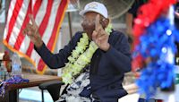 He survived Pearl Harbor and just turned 99. On the street, his fans gave him a surprise