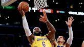 Lakers' LeBron James, Anthony Davis flash midseason form in debut of Big Three