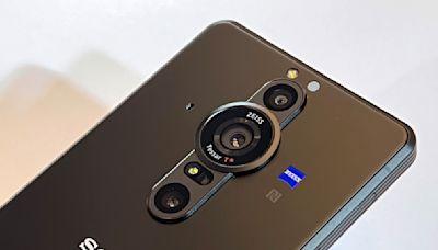 SONY Xperia Pro-I 動手玩:帶有相機優勢的5G手機