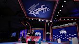 Hotel chain faces calls for boycott after hosting CPAC stage that resembled Nazi symbol