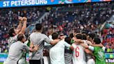 Euro 2020: Relieved Spain beat Switzerland in quarter-final shootout as exhausted sides run out of entertainment