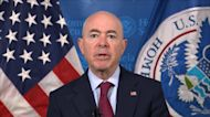 Homeland security secretary discusses concerns ahead of 9/11 anniversary