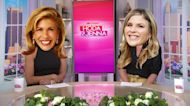 Hoda Kotb and Jenna Bush Hager reveal hairdos viewers chose for them