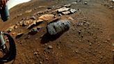 Perseverance's Martian rock samples may contain ancient water bubbles, NASA says
