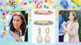5 royal-inspired push presents for new mums, from Kate Middleton's eternity ring to the Duchess' pearl earrings