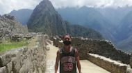 Stranded in Peru for seven months, tourist finally gets to tour Machu Picchu