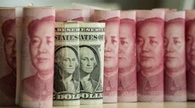 疫情干擾 美元強升 人民幣中間價貶 155 基點 | Anue鉅亨 - 外匯