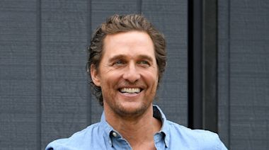 Matthew McConaughey Reveals Why He Never Dated His Famous Co-Stars