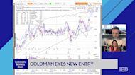 Goldman Eyes New Entry