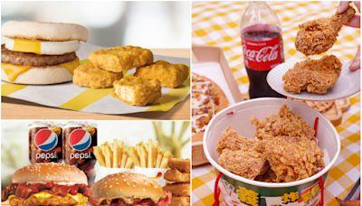 拿坡里炸雞「買8送8」整桶雞腿+雞翅爽吃!加碼3大速食「買一送一」好康