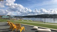 Seattle's charming new waterfront park on Portage Bay officially opens