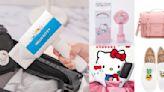 Hello Kitty聯名款太軟萌!美髮梳、吹風機、手持風扇...老粉、新粉全都乖乖入坑!