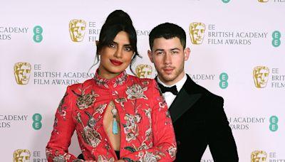 Priyanka Chopra Rocks 2 Statement-Making Looks at BAFTA Awards with Her 'Hot Date' Nick Jonas