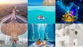 【2020總盤點】全台十大熱門景點排行榜!XPARK水族館出局,最好拍的網美景點竟然在台北!