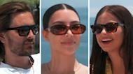 Kim Kardashian and Scott Disick Grill Addison Rae Over Kourtney Dating Rumors