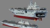 中國擴軍速度加快 首艘兩棲攻擊艦70大慶前下水