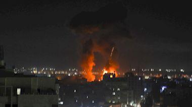 以色列對加薩發動空襲 停火協議以來首次