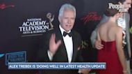 Jeopardy!'s Alex Trebek 'Feeling Great' amid His Pancreatic Cancer Treatment: 'My Numbers Are Good'
