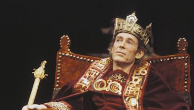 How Peter O'Toole was struck by the curse of Macbeth