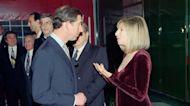 "Barbra Streisand Said Prince Charles Sneakily Sent Her Flowers ""Before He Met Diana"""