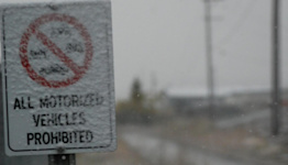 First blizzard warnings in effect on this second day of fall