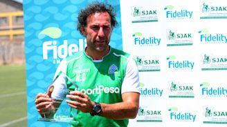 I had no idea Kenyans play football, says Gor Mahia coach Hassan Oktay