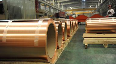 陸官方投放儲備 銅、鋁、鎳商品期貨應聲下跌