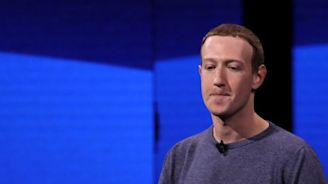 Facebook CEO Mark Zuckerberg defends dinners with Tucker Carlson and Lindsey Graham