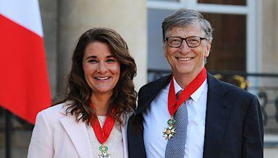 Bill & Melinda Gates Reunite for Daughter's Wedding 2 Months After the Billionaires' Divorce