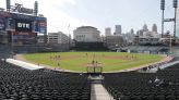 Fan-free baseball games no relief for Motor City's misery