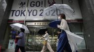 Olympic events rescheduled as tropical storm Nepartak set to make landfall near Tokyo