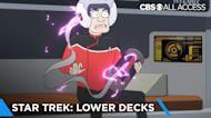 "Star Trek: Lower Decks - Ep. 6, ""Terminal Provocations"" - Easter Eggs"