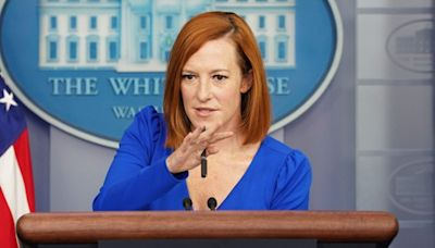 Psaki Bristles over Question on Hunter Biden Art Deals: 'I Know This Is Your Favorite Topic'