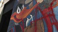 Akron man leads effort to help artist of defaced LeBron James mural with restoration