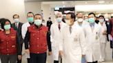 長庚王瑞慧的新戰場 新北土城醫院提前3個月試營運