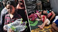 4,000 Children Sleeping on Streets After Fire at Overcrowded Refugee Camp in Greece