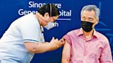 新加坡單日確診逾900宗 李顯龍打第三針