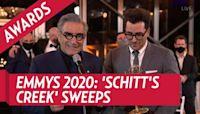 Annie Murphy: I'm Bribing Dan Levy for a 'Schitt's Creek' Movie
