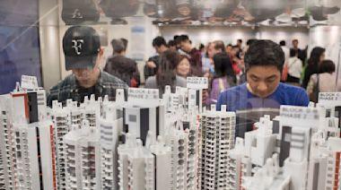 大摩上調本港經濟增長預測 料今年本港住宅樓價升3%
