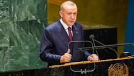 Turkish president orders removal of U.S. ambassador, 9 other foreign envoys